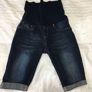 Pants - Maternity Short pants